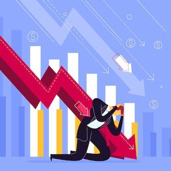 事業失敗のストレス