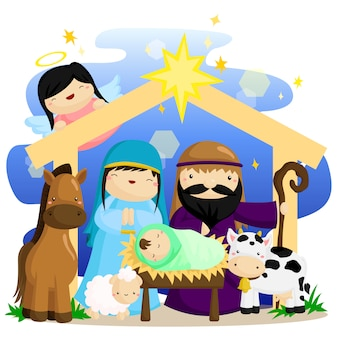 クリスマスの出生