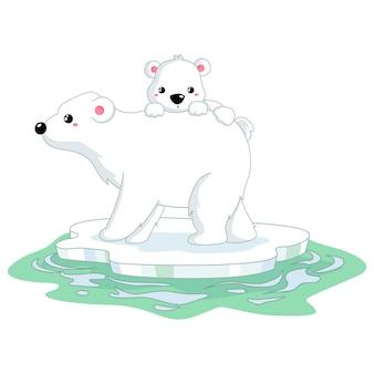 Полярный медведь