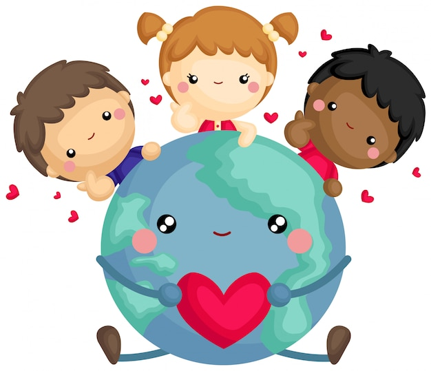 Люблю мир