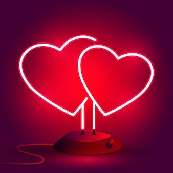 Яркие сердца
