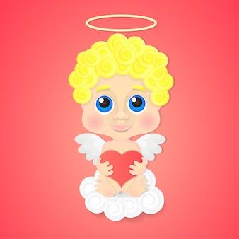 心のかわいい天使