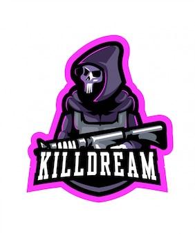 キルドリームスポーツのロゴ