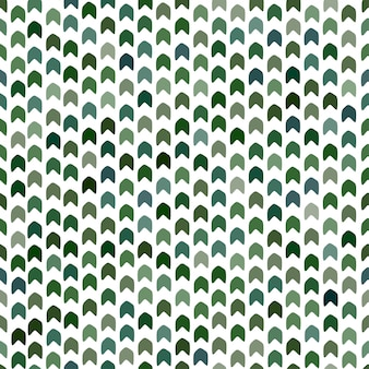 緑色のシームレスパターン。現代の迷彩柄。シェブロン模様。カーキの幾何学模様。