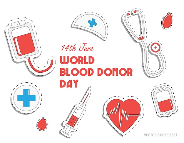 世界の献血者の日