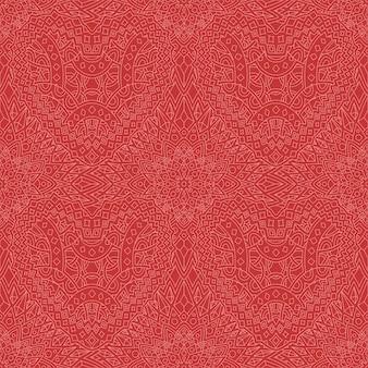 抽象芸術赤線形