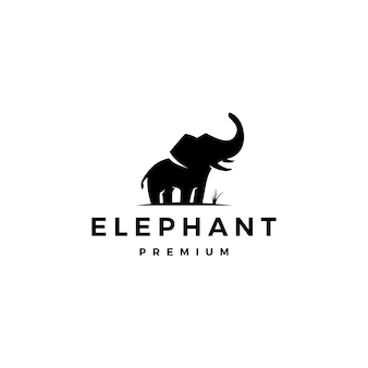 Слон логотип