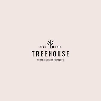 エコハウスホームツリーハウスモーゲージ不動産ロゴ