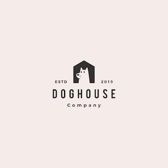 犬小屋ペットの家のロゴ