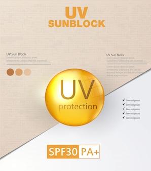 紫外線保護