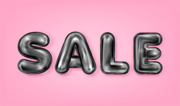 ピンクの販売ブラックラテックスレタリング