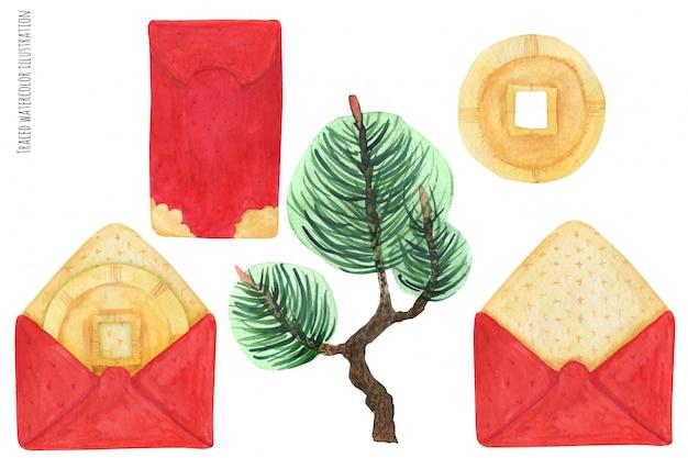 中国の赤い封筒