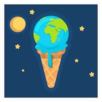 Концепция глобального потепления