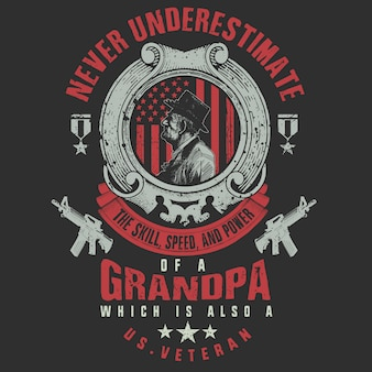Ветеран день дед был солдатом