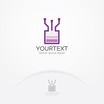 デジタル電源ロゴ