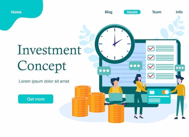 コンセプト金融投資