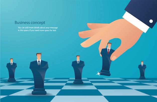 事業戦略のコンセプト