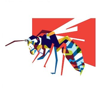 陽気なハチ