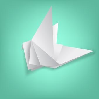鳥の紙の折りたたみに関する知恵