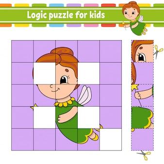 Логическая головоломка для детей