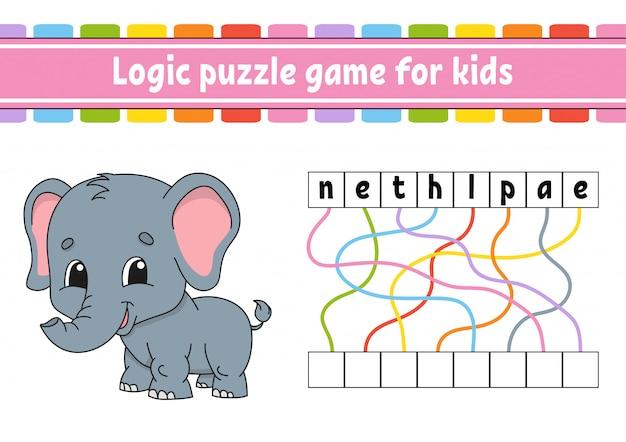 ロジックパズルゲーム。