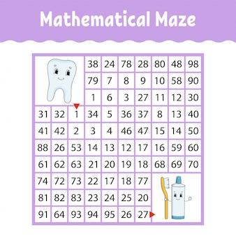 数学的迷路