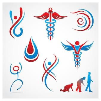 Медицинские символы здоровья