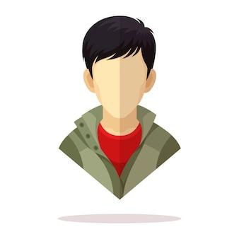Азиатов аватар
