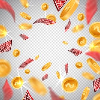 ホールデムの古典的な火かき棒のカジノカード