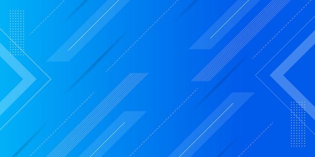 幾何学的なグラデーションの背景