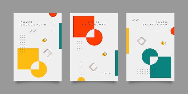 メンフィスカバーデザインコレクション