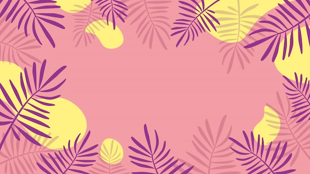 Тропический векторная иллюстрация