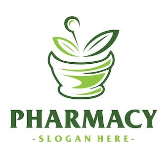 Медицинский и фармацевтический логотип