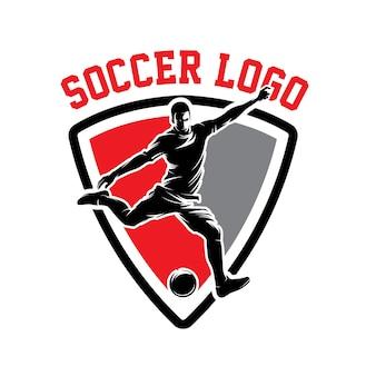 Логотип футбола и футбола