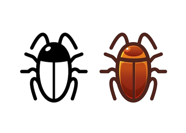 Значок тараканов
