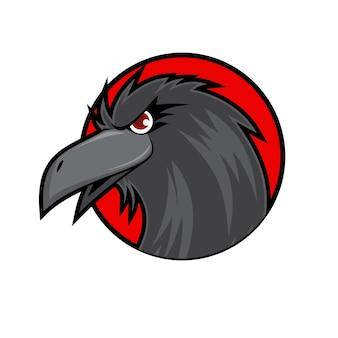 ブラッククロウロゴ
