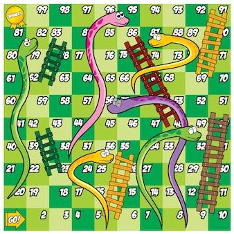 Набор змей и лестниц