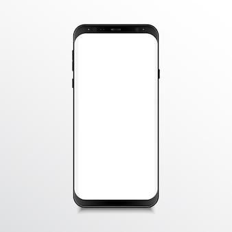 携帯電話のリアルモックアップ