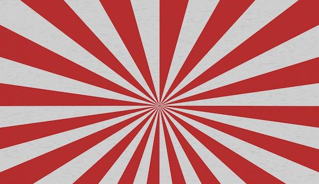 日本帝国の夕日の旗