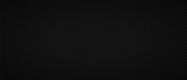 暗い工業用ハニカムの背景