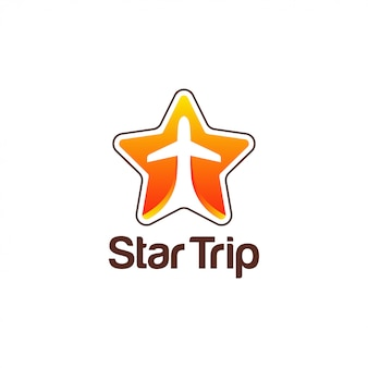 Шаблон логотипа путешествия