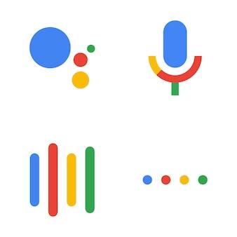 音声検索インターフェース