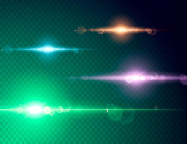 コンセプトの光の背景。