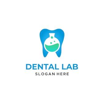 歯科技工所のロゴ