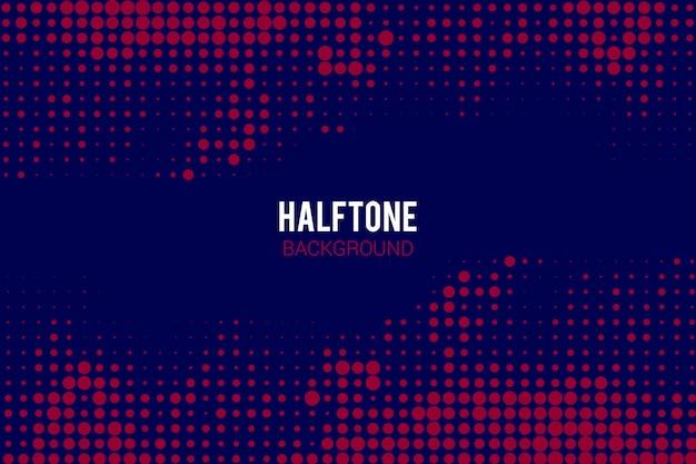 ハーフトーン効果の背景