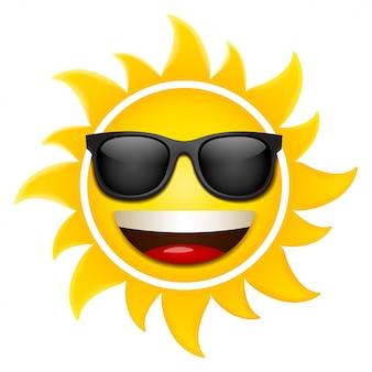 幸せな漫画太陽