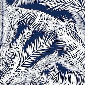 ジャングルの葉