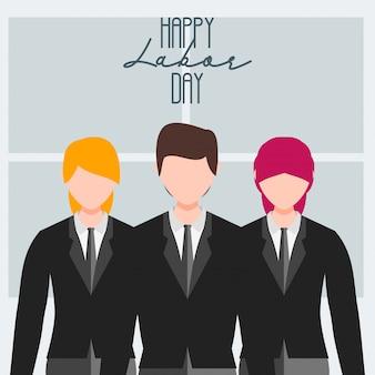 Счастливый день труда работника