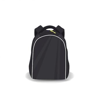 Школьный рюкзак изолированный