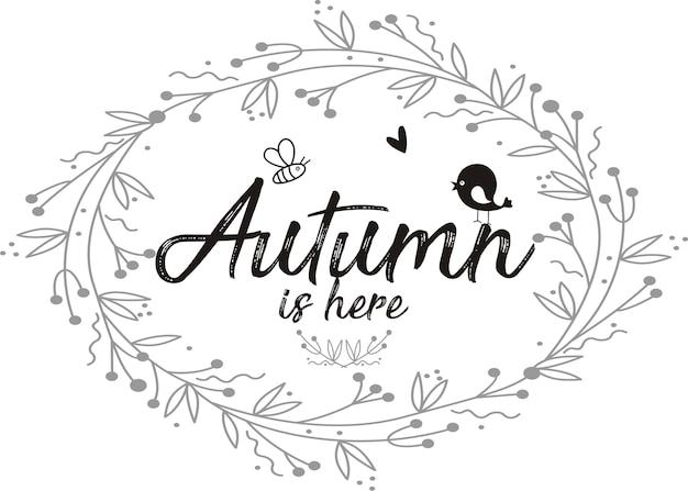 秋の手描きはこちら
